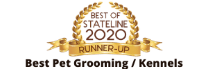 best of stateline runnerup for grooming/kennels